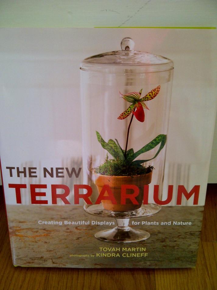 Tovah Martin Terrarium Book