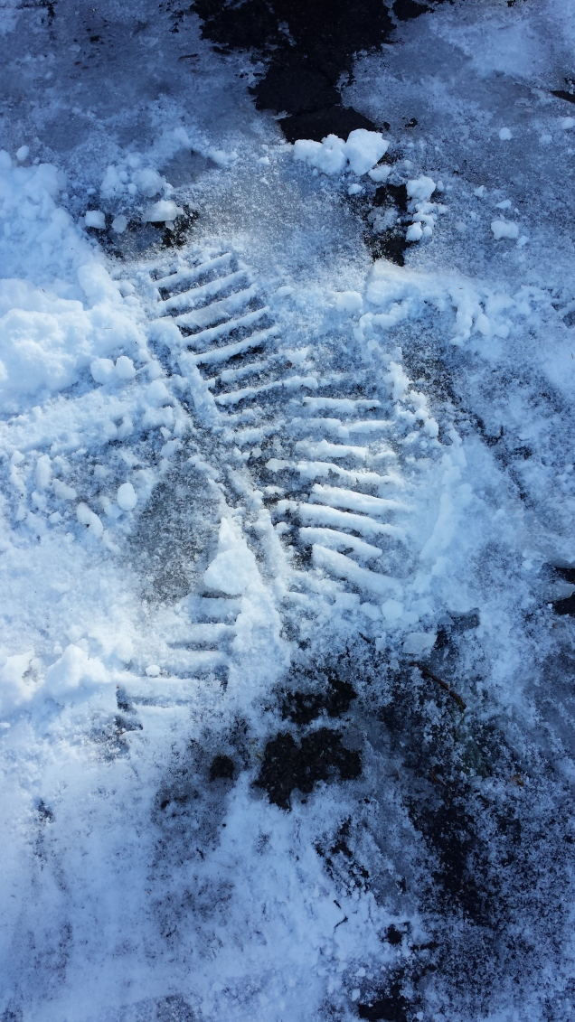 snowblower treads