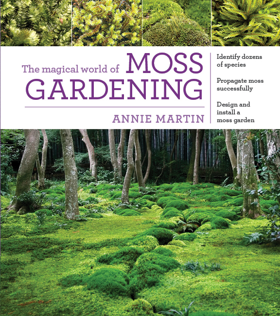 Magical World of Moss Gardening COVER